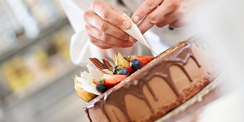 Bäckerei Ickert | Backstube: Köstliche Torten