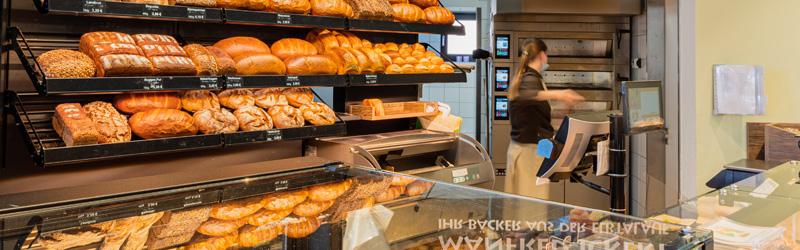 Bäckerei Ickert | Konsum Ludwigslust,