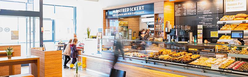 Bäckerei Ickert | Markant Hagenow, Robert-Stock-Straße 2, 19230 Hagenow