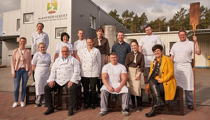 Bäckerei Ickert | Team