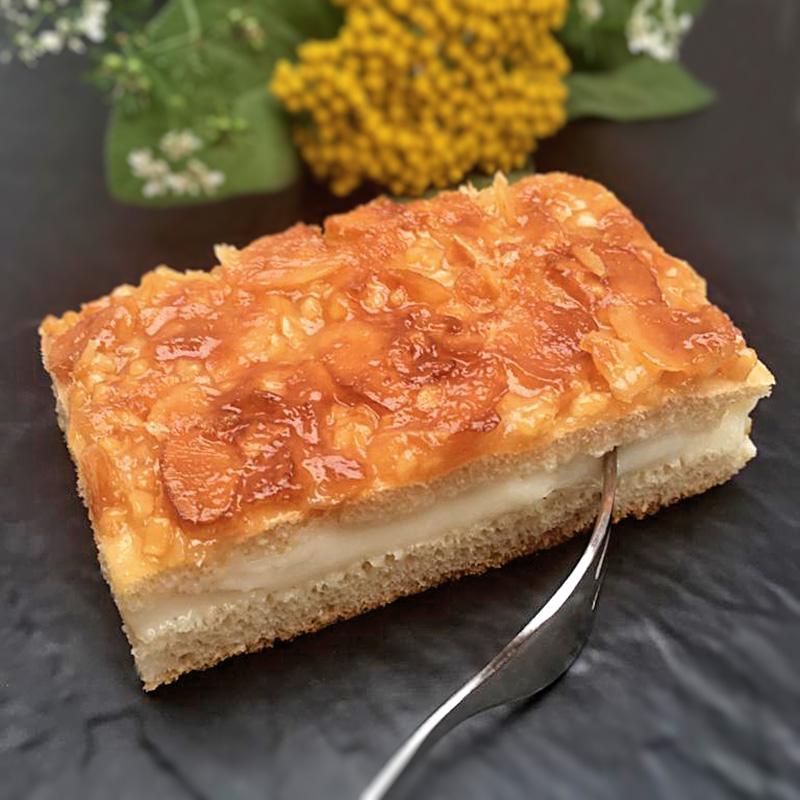 Kuchen: Bienenstich | Bäckerei Ickert