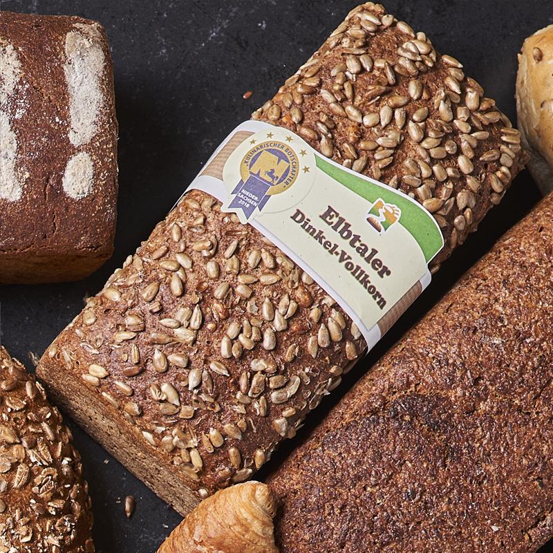 Brot: Elbtaler Dinkelvollkorn | Bäckerei Ickert