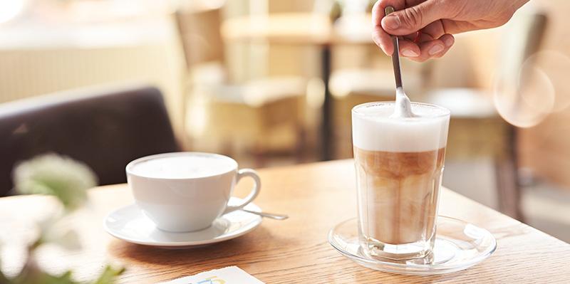 Kaffee-Spezialitäten | Bäckerei Ickert