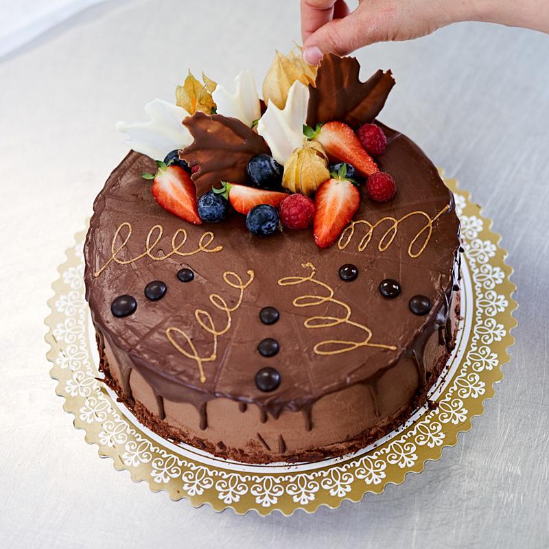 Schokoladentorte | Bäckerei Ickert